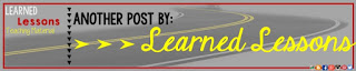Learned Lessons Teaching Materials