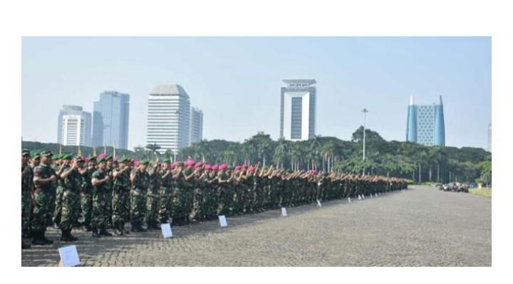 Soal Aksi 22 Mei, Begini Komentar Sejuk Unsur TNI