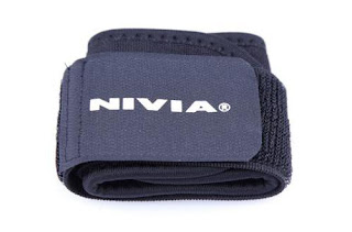 Nivia Wrist Support Black