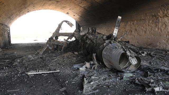 """""""EE.UU. atacó la base aérea siria a sabiendas de que Damasco no había usado armas químicas"""""""