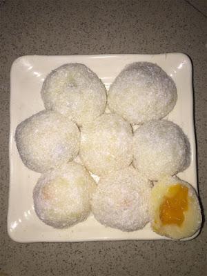 Tự Tay Làm Bánh Mochi Nhân Xoài Cực Ngon 2