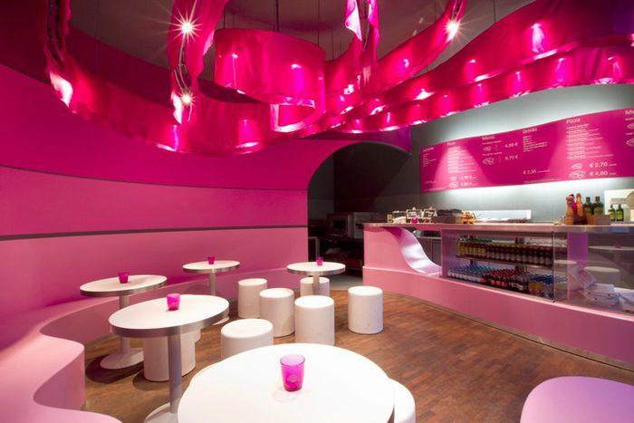 thiết kế nhà hàng vui nhộn trẻ chung giới trẻ 4