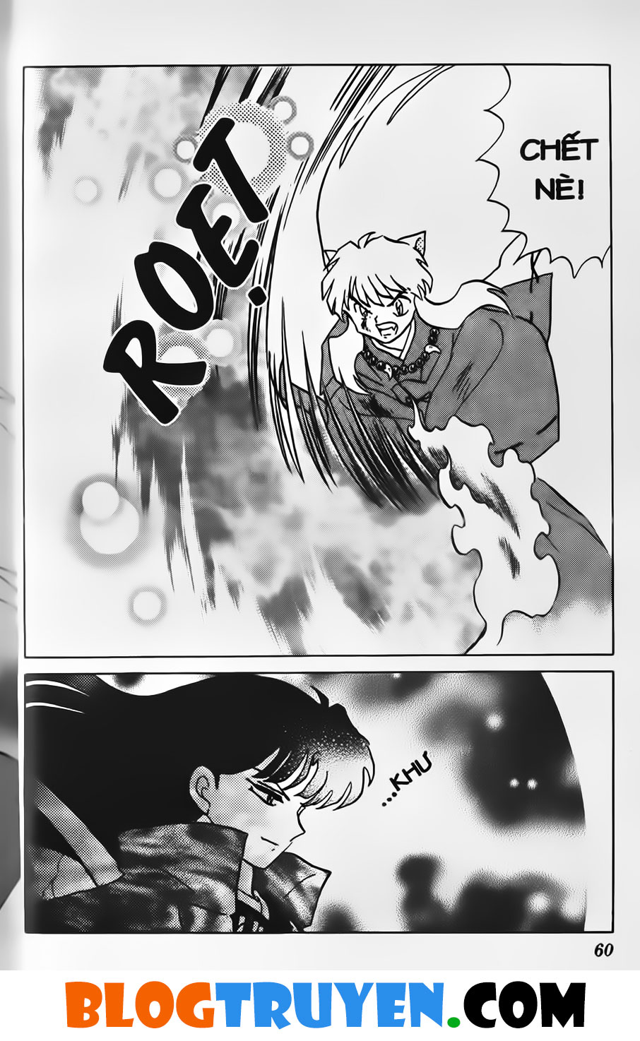 Inuyasha vol 33.3 trang 21