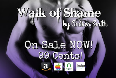Sale Blitz: Walk of Shame by Andrea Smith