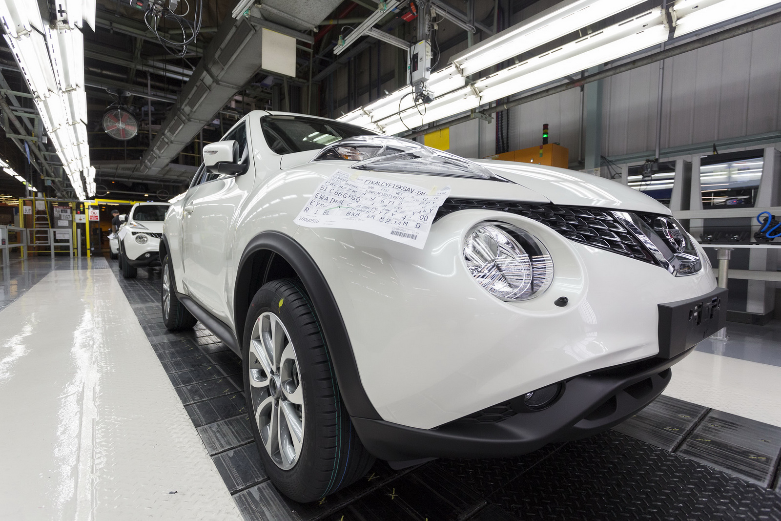Second-Gen Nissan Juke Arriving Next Year With New ...