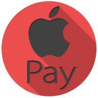 apple pay colorful button