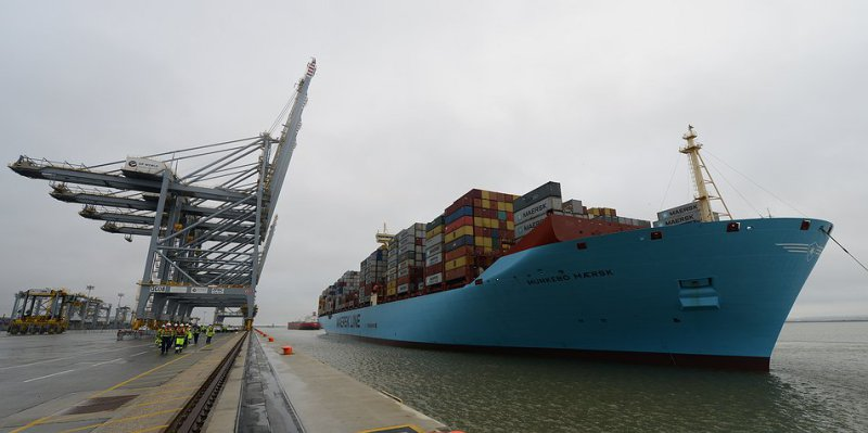 'Mega-Ships' Present Mega-Sized Challenges for Ports and Shippers