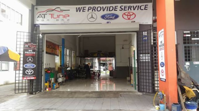 SERVICE REVIEW : CAR SERVICE SHOP