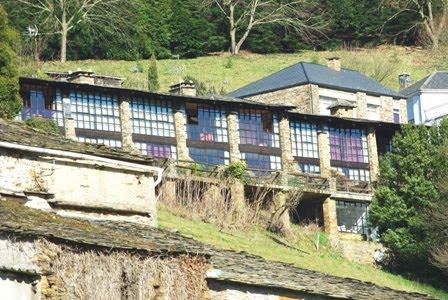 Asturias Para Disfrutar La Rectoral De Taramundi Los Orígenes Del Turismo Rural