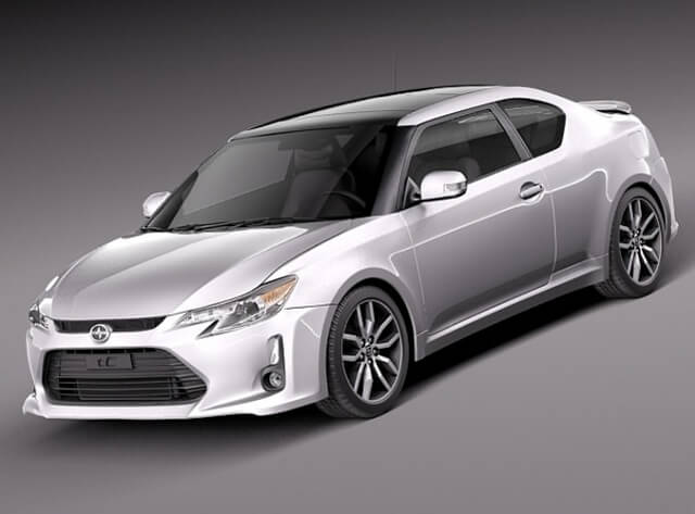 All That Changes Are Made To Make New Scion Tc 2017 Sportier As Well A Lot More Aggressive Compared Previously Specifically On The Outside
