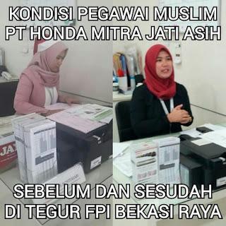 Karyawati Honda Mitra Jatiasih