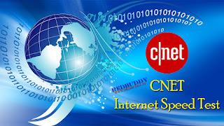 CNET Internet Speed Test