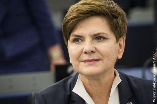 Šidlo atsakė Olandui: Lenkija nebijo šantažo