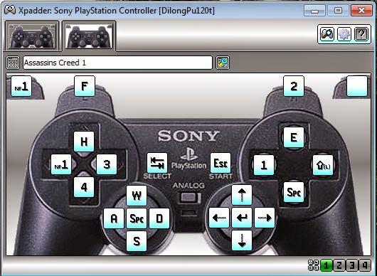 Xpadder (Play Any Games With PC Controller) FREE 4 DOWN ~ bizizgames