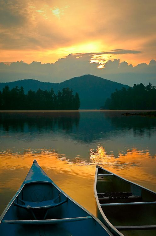 Lake Placid, New York State, USA