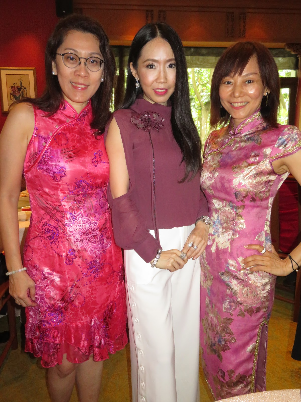 Kee Hua Chee Live Miki Choong Hosted 3Rd Birthday Lunch -6839