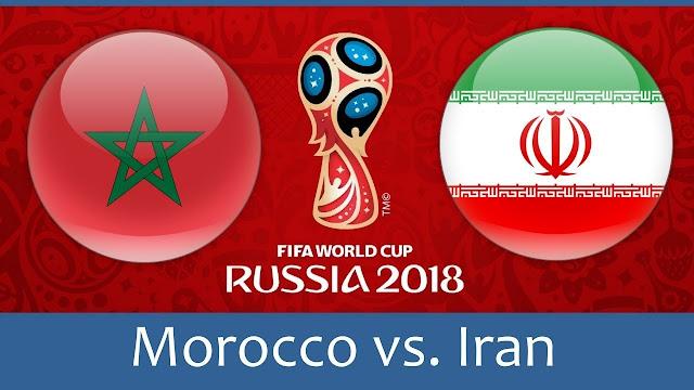المغرب وايران