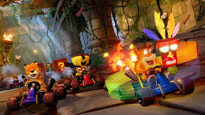 Crash Team Racing Nitro Fueled Game Screenshot 4