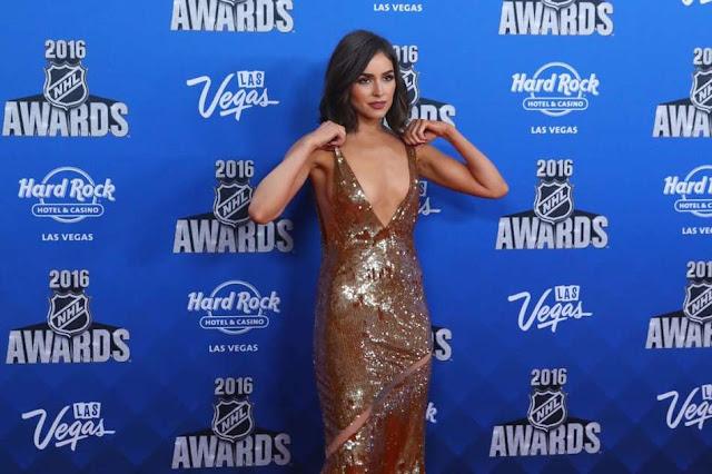 Olivia Culpo – 2016 NHL Awards in Las Vegas