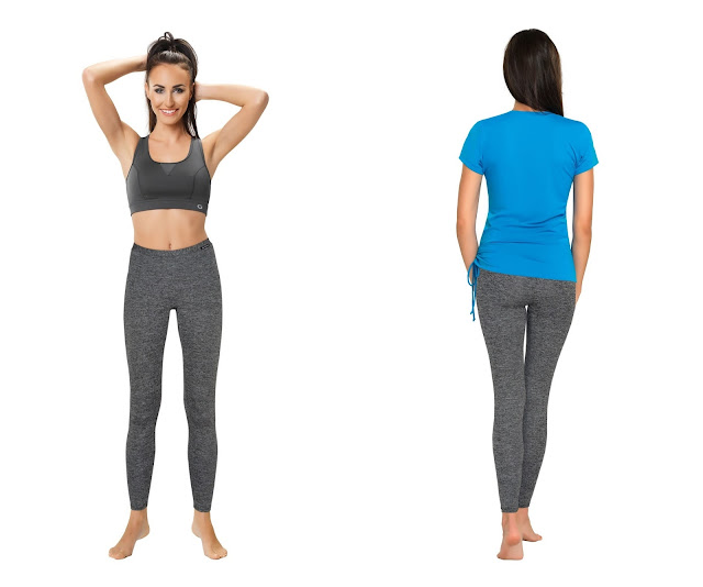 """Spodnie LEGGINGS CLIMAline -  Świat Kobiet ,,ANA"""""""