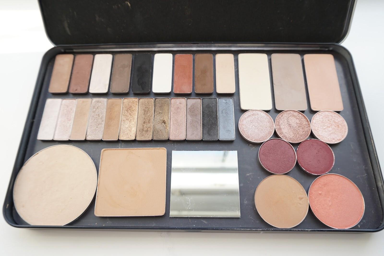 4ft8 review makeup forever metal palette sephora z