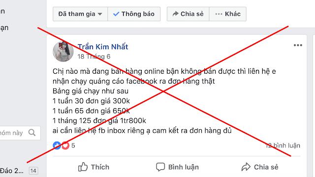 7 Lưu Ý Khi Thuê Người Chạy Quảng Cáo Facebook
