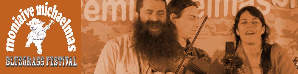 8th Moniaive Michaelmas Bluegrass Festival, 23-5 Sept. 2016