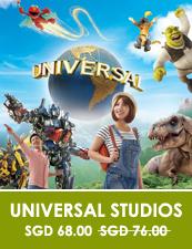 Singapore Travel Blog Universal Studio Tour