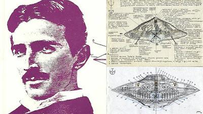 ¿Este manuscrito perdido de Nikola Tesla podría ser la respuesta a la Antigravedad?