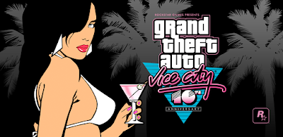 Download Game Android Gratis Grand Theft Auto : Vice City apk + data