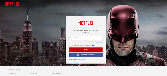 Netflix and Facebook Users Can Expect a Password Reset Messages