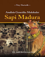 Analisis Genetika Molekuler Sapi Madura