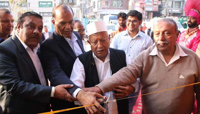 Bikanerwala's new store in Kirti Nagar, Delhi's grand opening