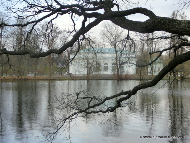 Пушкин, екатерининский парк, прогулки по пригородам петербурга