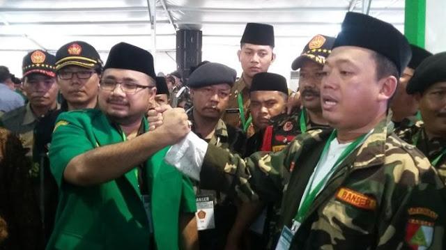 Ketua Umum GP Ansor Ancam Netizen Penghina Isteri Cucu Hadratus Syaikh Hasyim Asy'ari