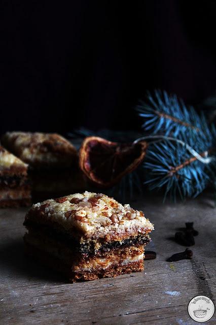 ciasto na święta jadzia, ciasto miodowe kolano muchy blogger