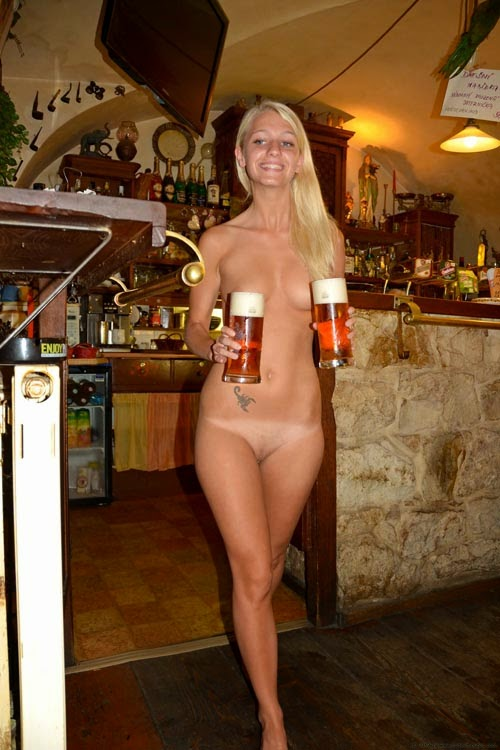 Rather Beer and naked boobies