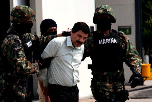 أمريكا تبدأ في محاكمة 'إل تشابو' أخطر تجار المخدرات في العالم !