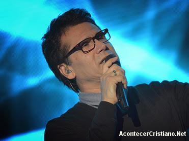 Cantante cristiano Jesús Adrián Romero
