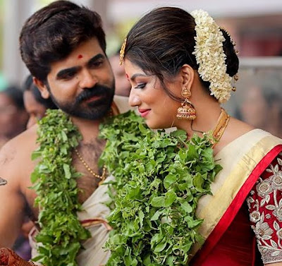 Actor Deepan Murali married Maya | Wedding Photos