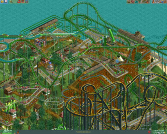 Roller Coaster Tycoon 2 : Triple Thrill Pack