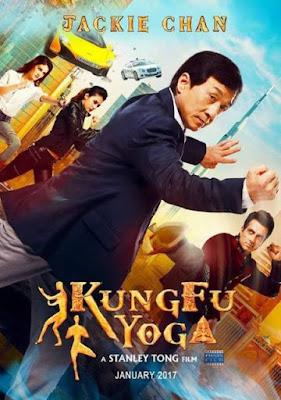 Film Kung Fu Yoga (2017)