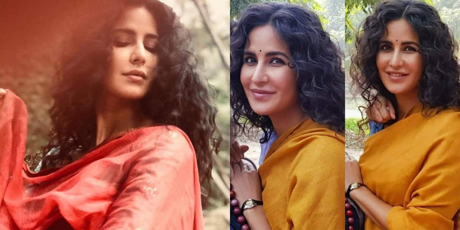 Katrina Kaif's New Look For Salman Khan's Bharat Movie!