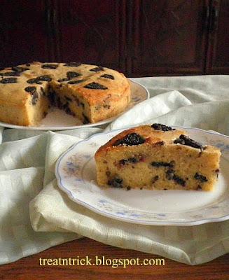 http://treatntrick.blogspot.com.es/2015/05/oreo-butter-cake.html