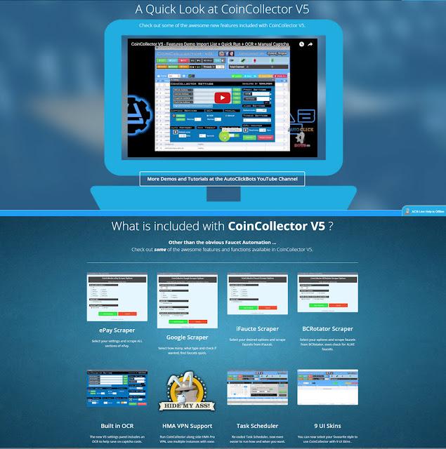 CoinCollector V5