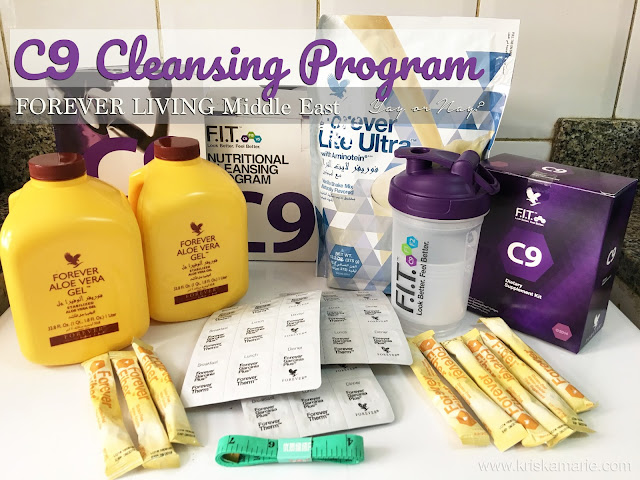 Forever Living Clean 9 Kit
