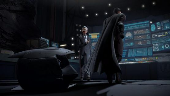 Batman The Enemy Within Episode 1 screenshot 2