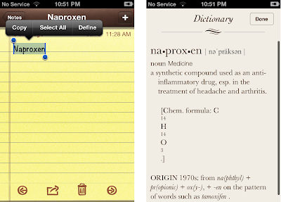 How to Use the Built-in Dictionary App in iPhone 4S | iPhone Tips and Tricks