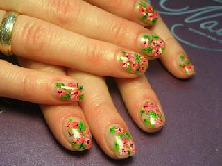 beauty nails short nail art