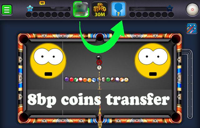 8bp coins transfer